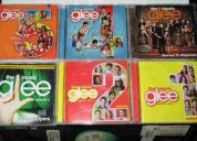 Vendo cds originales de la música de la serie glee