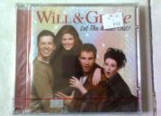 Will and grace- let the music out¡-cd-nuevo-$90.00