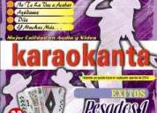 Cds de karaoke originales