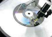 Maquila de discos originales $14 desde 500 piezas ,completos llama ya !!