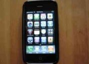 Vendo o cambio iphone 3g 8 gb