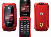 Vendo nextel ferraril i897 color rojo 100% nuevo y nacional a tan solo $3990
