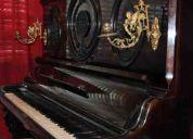 Antigüedades: muebles de hace mas de 100 años estilo colonial español (masón)