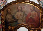 Vendo pintura colonial