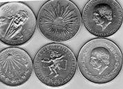 Compro monedas de plata