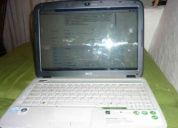 Remate!!! vendo lap top acer aspire 4715z