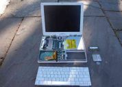 Mac ibook g4 partes
