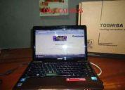 Remato laptop toshiba core i5 l635 13.3 2.53ghz *5! 4gb ram modelo 2011 alto rendimiento