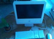 Vendo o cambio apple imac g5 1.8 ghz ppc