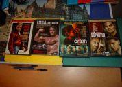 6 dvds por 150 pesos