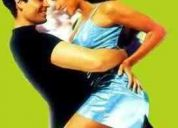 Curso de baile salsa cumbia quebradita merengue bachata vals regueton coreografias