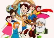 Heidi, la niÑa de los alpes, la serie completa en 5 dvds en espaÑol latino