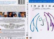 Imagine / john lennon / edicion especial / dvd/nuevo