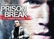 Temporadas 1 y 2 prison break originales.
