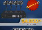Cctv videovigilancia kit de videovigilancia