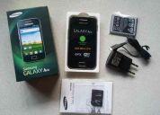 Samsung galaxy ace nuevo y nokia c7-00 excelente estado