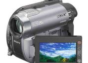 Camara de video sony dvd710