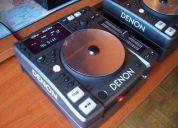 Reproductores denon para dj modelo dn-s1000