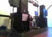 Sonido profesional en tijuana para todo tipo de eventos sociales.dj luces y karaoke