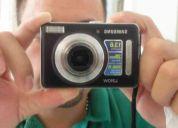 Camara digital samsung l310w 13.6mpx (seminueva)
