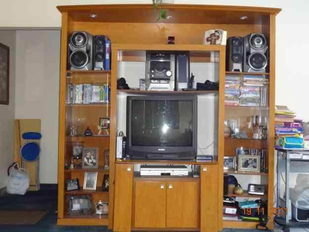 Vendo mueble para sala y tele tijuana las palmas - Muebles para teles ...