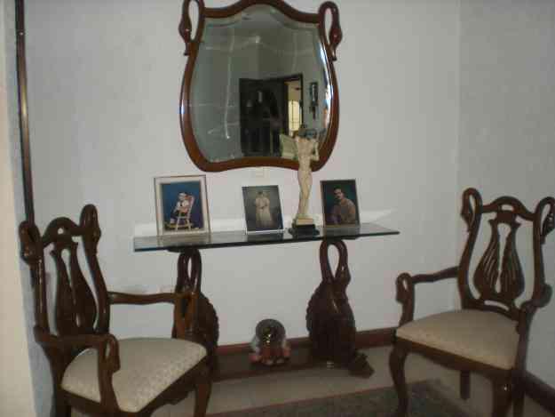 Mueble para recibidor monterrey hogar jardin muebles - Sillas para recibidor ...