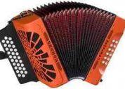 Compro acordeon hohner compadre en tono fa