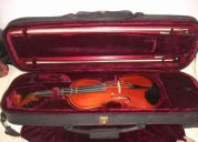 Violin 4/4 maple rizado