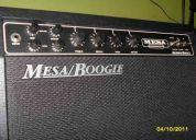 Mesa boogie amplificador 100% bulbos