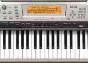 Piano digital casio privia px-575 con base y silla