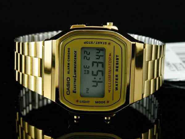66a27ac5915e reloj casio dorado guadalajara