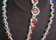 Juego collar y pulsera