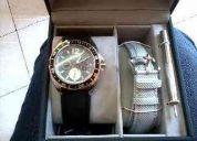 Vendo relojes marca nautica originales, nuevos y a super precio