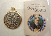 Medallas san benito para venta o uso diario, ahorra!!