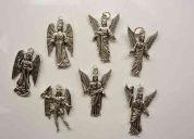 7 arcangeles para bendiciones y llaveros o para tus ventas