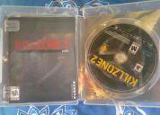 Juegos ps3 gta episodes lc,killzone 2,pes 2010, gh world tour