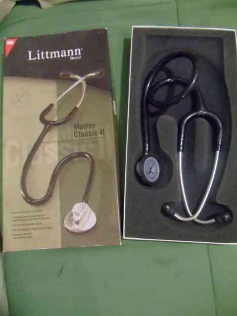 Estetoscopio Littmann Master Classic Ii Monterrey