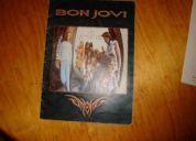 Bon jovi  album oficial de fotos  concierto 1995