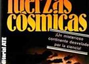 James churchward-mu, fuerzas cosmicas
