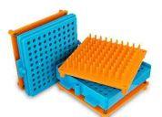 Encapsuladoras manuales, tampografia, inyeccion de plastico, termoformado!!!