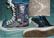 Zapatos niña monsterhigh