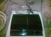 Vendo  playstation 3   60 gb con luz amarilla 800pesos