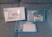 Wii nuevo con guitar hero y juegos originales