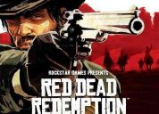 Cambio red dead uncharted 2 para ps3
