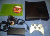Xbox 360 slim 4gb incluye juego..!!      $2,400 pesos