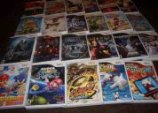 juegos para nintendo wii originales desde $80,$100,$150,$200