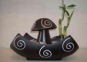 fuentes decorativas en ceramica!!!