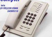 Teléf0n0s  digitales ericsson modelo  dbc-210