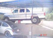 Ford diesel 250,venta o cambio por carro chico o camioneta nissan pick up