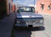 Camioneta clasica ford 1964